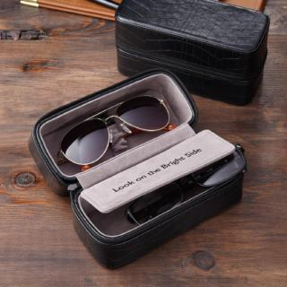 Hidden Message Sunglass Travel Case$39.00