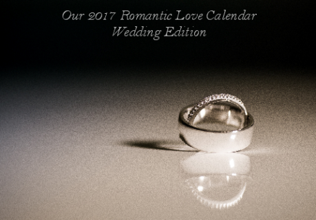 Love Calendar - Wedding Edition $30.00