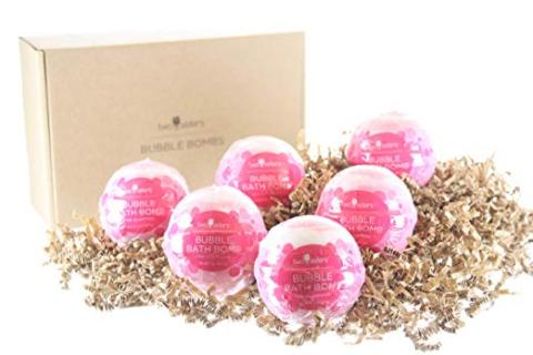Champagne Bath Bombs