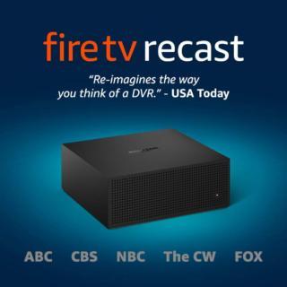 Fire TV Recast DVR
